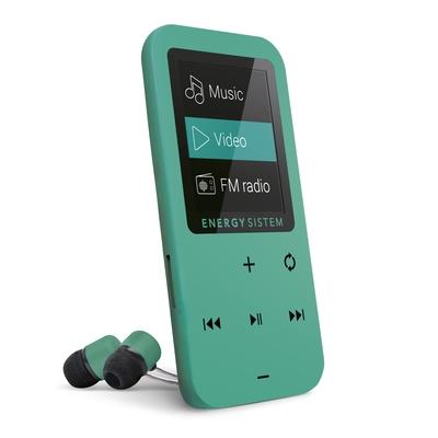 Energy Sistem 426430 reproductor MP3/MP4 Reproductor de MP4 Verde 8 GB