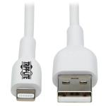 "Tripp Lite M100AB-03M-WH lightning cable 118.1"" (3 m) White"