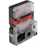 Epson Pastel Tape - LC2RBP9 Pastel Blk/Red 6/9