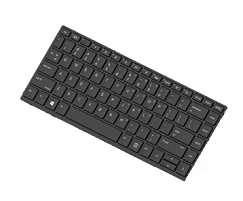 HP L28408-B31 notebook spare part Keyboard