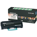 Lexmark X264H31G Toner black, 9K pages