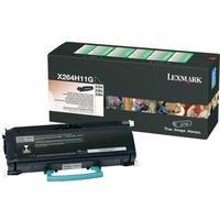 Lexmark X264H31G Toner black, 9K pages
