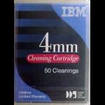 IBM 50-Pass 4mm Cleaning Cartridge