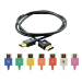 Kramer Electronics 0.9m HDMI m/m HDMI cable HDMI Type A (Standard) Black