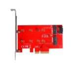i-tec PCE2M2 interfacekaart/-adapter M.2 Intern