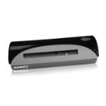 Ambir Technology PS667 600 x 600 DPI Sheet-fed scanner Black