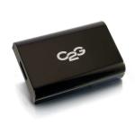 C2G USB 3.0 to DisplayPort Audio/Video Adapter - External Video Card - External Video Adapter - Black