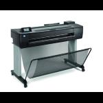 HP Designjet T730 36-in Color 2400 x 1200DPI Inyección de tinta térmica A0 (841 x 1189 mm) Wifi impresora de gran formato dir
