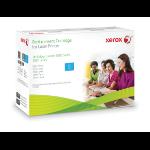 Xerox Tonerpatrone Cyan. Entspricht HP C9731A. Mit HP Colour LaserJet 5500, Colour LaserJet 5550 kompatibel