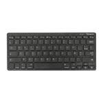 Targus AKB55FR Tastatur Bluetooth AZERTY Französisch Schwarz