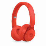 Apple Solo Pro Headphones Head-band Red