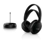 Philips Wireless Hi-Fi Headphone SHC5200/05