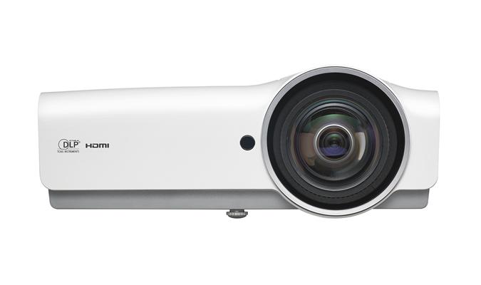 Vivitek DW882ST 3600ANSI lumens DLP WXGA (1280x800) Desktop projector Grey,White data projector