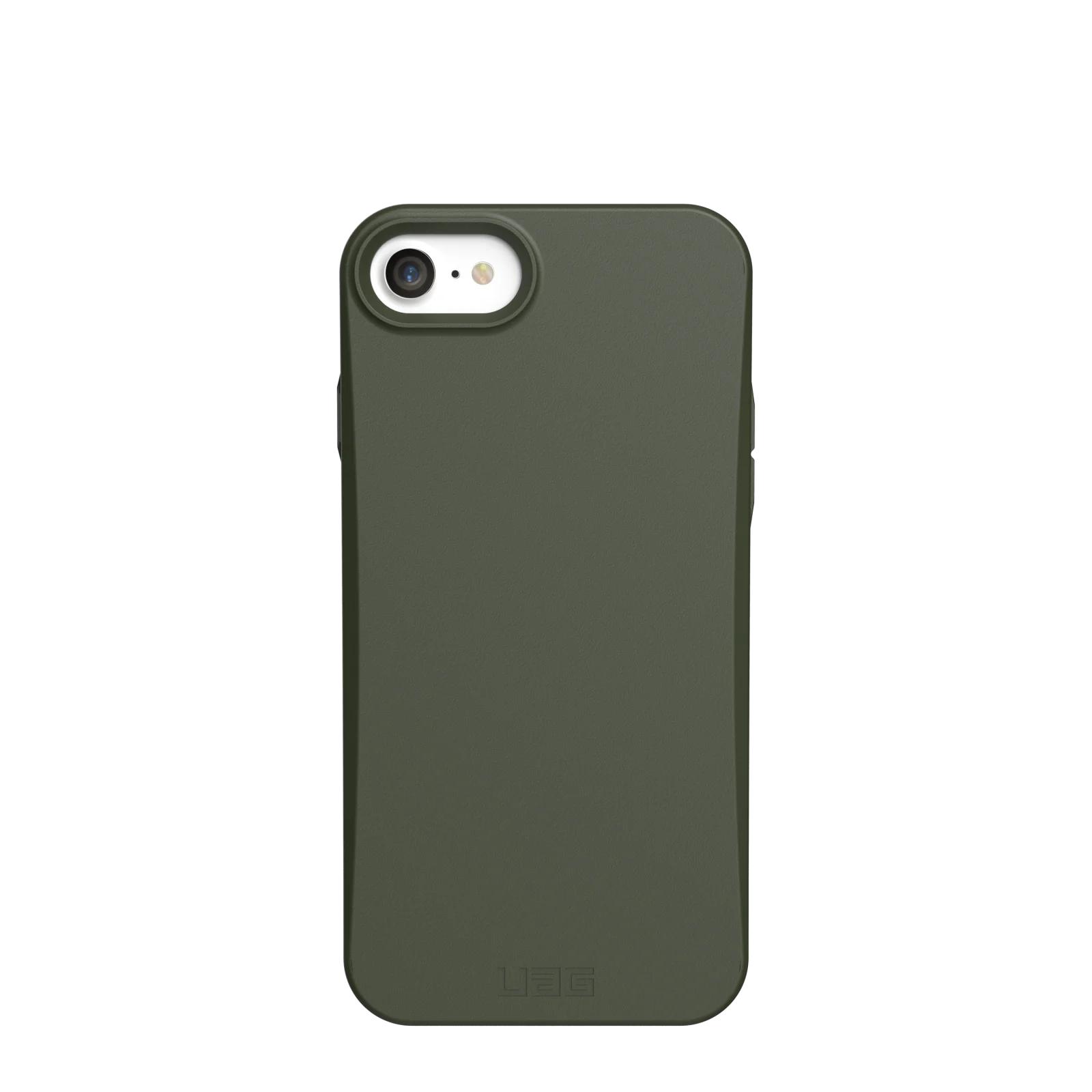 "Urban Armor Gear Biodegradable Outback funda para teléfono móvil 11,9 cm (4.7"") Carcasa rígida Oliva"