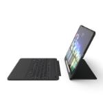 ZAGG Slim Book Go toetsenbord voor mobiel apparaat AZERTY Frans Zwart