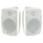 Adastra 100.918UK loudspeaker 2-way 30 W White Wired