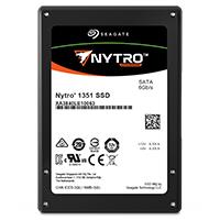 "Seagate Nytro 1351 internal solid state drive 2.5"" 240 GB Serial ATA III 3D TLC"