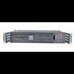 APC Smart-UPS On-Line + War 3YR Double-conversion (Online) 1000VA 6AC outlet(s) Rackmount/Tower Black uninterruptible power supply (UPS)