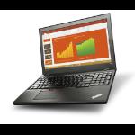 "Lenovo ThinkPad T560 2.4GHz i5-6300U 15.6"" 1366 x 768pixels Black Notebook"
