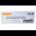 UTAX 654010014 Toner magenta, 18K pages