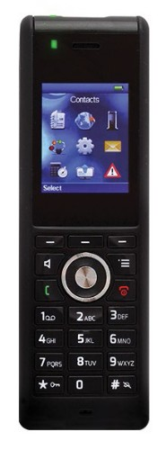 RTX RTX8830 telephone handset Black