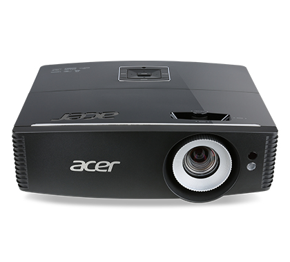 Acer P6500 data projector 5000 ANSI lumens DLP 1080p (1920x1080) Ceiling-mounted projector Black