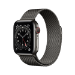 Apple Watch Series 6 OLED 40 mm Grafito 4G GPS (satélite)