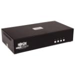 Tripp Lite B002A-UH2AC4 KVM switch Black