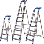 FSMISC 6 TREAD PLATFORM LADDER 311496