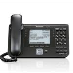Panasonic KX-UT248 Wired handset LCD Black IP phone