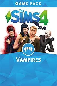 Microsoft The Sims 4 Vampires Video game downloadable content (DLC) Xbox One