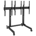 Chief LVM3X1UP multimedia cart/stand Black Flat panel