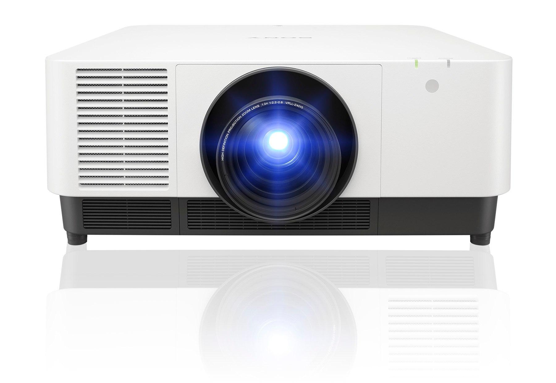Sony VPL-FHZ90L videoproyector 9000 lúmenes ANSI 3LCD WUXGA (1920x1200) Proyector instalado en el techo Negro, Blanco