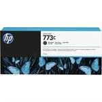 HP C1Q37A (773C) Ink cartridge black matt, 775ml