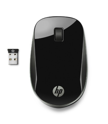HP Z4000 RF Wireless Optical Ambidextrous Black mice