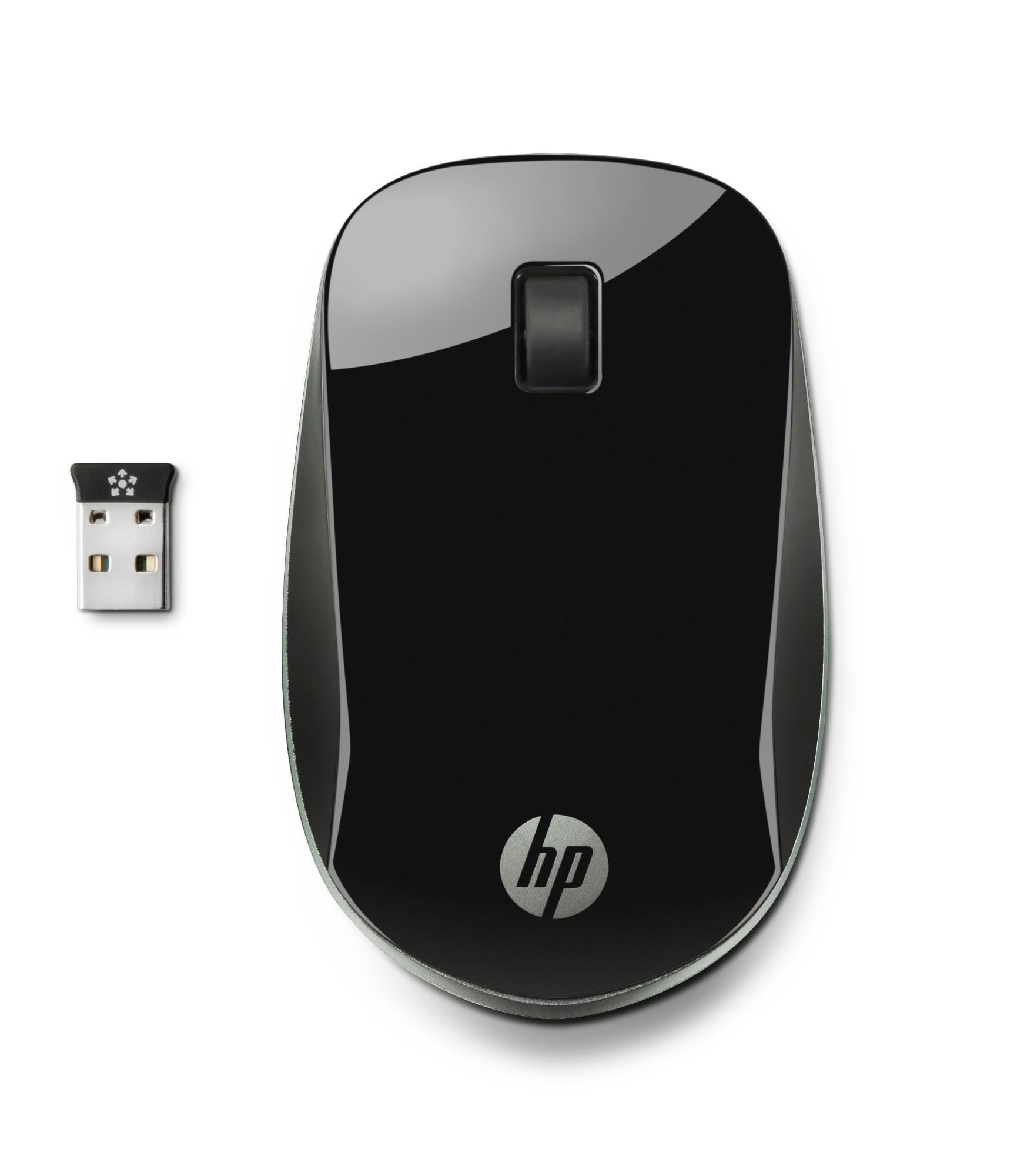 HP Z4000 muis RF Draadloos Optisch Ambidextrous