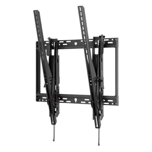 "Peerless STP680 flat panel wall mount 2.29 m (90"") Black"