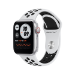 Apple Watch SE Nike 40 mm OLED 4G Plata GPS (satélite)