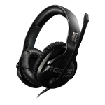 Roccat Khan Pro Competitive High Resolution Gaming Headset, Black (ROC-14-622)