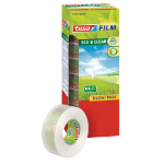 TESA 57074-00000-00 33m Transparent 8pc(s) stationery/office tape