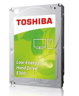 Toshiba E300 Low Energy 3TB HDD 3000GB Serial ATA III internal hard drive