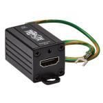 Tripp Lite B110-SP-HDMI surge protector Black 120 - 230 V