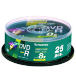 Fujifilm DVD-R, 50 Spindle, 4.7GB 16x 4.7GB DVD-R 50pc(s)
