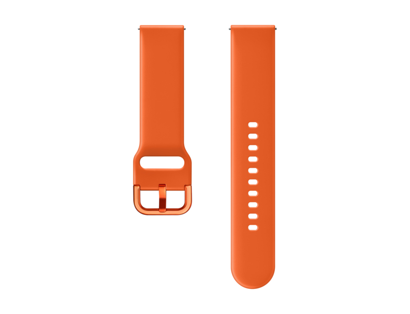 Samsung ET-SFR50 Band Orange Fluoroelastomer