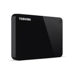 Toshiba Canvio Advance external hard drive 1000 GB Black
