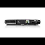 Epson PowerLite 1761W 2600ANSI lumens 3LCD WXGA (1280x800) Black