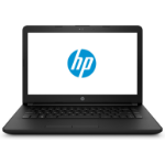 "HP 14-bw023na Black Notebook 35.6 cm (14"") 1920 x 1080 pixels 2.5 GHz AMD A A6-9220"