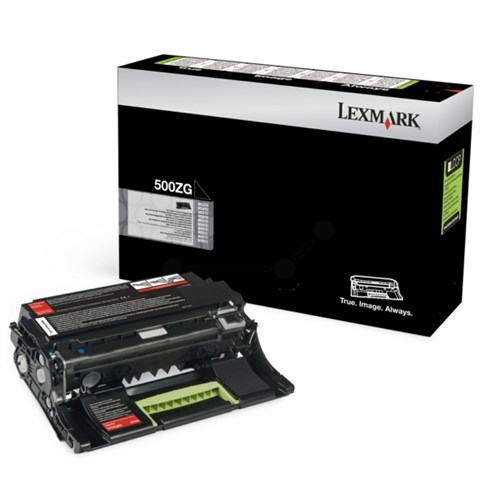 Lexmark 50F0ZA0 (500ZA) Drum kit, 60K pages