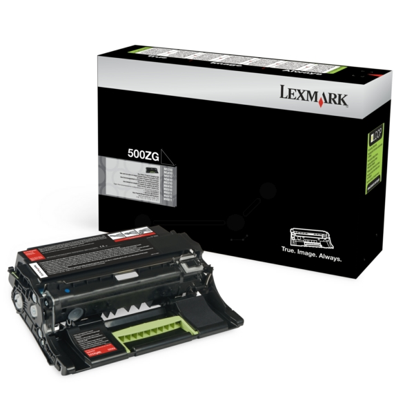 Lexmark 50F0ZA0 (500ZA) Drum kit, 60K pages
