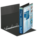 Leitz Presentation Binder Premium Black 4 x 30 mm ring binder A4